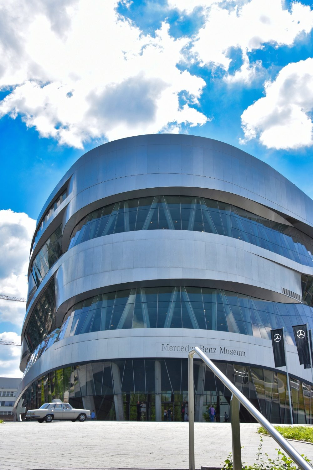 Mercedes-Benz Museum in Stuttgart